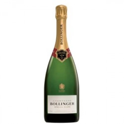 CHAMPAGNE BOLLINGER SPECIAL...